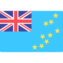 world, flag, Tuvalu, flags, Country, Nation Turquoise icon