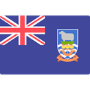 world, flag, flags, Country, Nation, Falkland Islands DarkSlateBlue icon