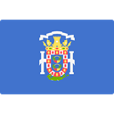 world, flag, flags, Region, Melilla RoyalBlue icon