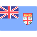 world, flag, Fiji, flags, Country, Nation LightSkyBlue icon