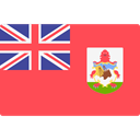 world, flag, Bermuda, flags, Country, Nation Tomato icon