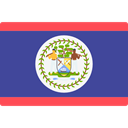 Country, Nation, world, flag, Belize, flags DarkSlateBlue icon