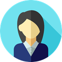user, manager, profile, Avatar, job, Social, profession, Professions And Jobs SkyBlue icon