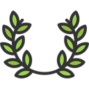 plant, olive, nature, Peace, Olives DarkSlateGray icon