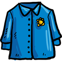 Schools, Uniforms, school, student, clothing, students, fashion, uniform DodgerBlue icon