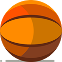 Basketball, Sports And Competition, team, equipment, sports, Sport Team DarkOrange icon