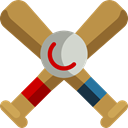 bat, baseball, sports, Team Sports, Sports And Competition Peru icon