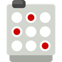 document, File, Archive, test, education, exam LightGray icon
