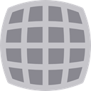Multimedia, digital, technology, electronic, electronics, virtual reality Silver icon