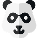 zoo, Animals, Wild Life, Animal Kingdom, panda WhiteSmoke icon