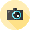 picture, interface, digital, technology, electronics, photograph, photo camera Moccasin icon
