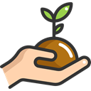 Tree, nature, gardening, Sprout, Growing Seed, Ecology And Environment, Farming And Gardening Icon