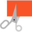 Handcraft, paper, scissors, Tools And Utensils, Fashion Designer Tomato icon