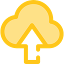 Multimedia, upload, Data, interface, storage, ui, Cloud computing, Multimedia Option Khaki icon