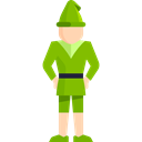 people, Character, Gnome, legend, Fantasy, Folklore, Fairy Tale Icon