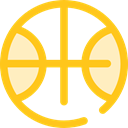 Basketball, team, equipment, sports, Sport Team, Sports And Competition Gold icon