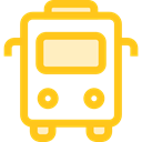 vehicle, school bus, Automobile, Public transport, education, transportation, transport Icon