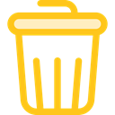 Bin, Garbage, Can, Tools And Utensils, miscellaneous, Trash, interface, Basket Icon