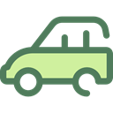 transportation, transport, vehicle, Automobile, Car DimGray icon