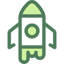 Rocket, transportation, transport, Space Ship, Rocket Ship, Space Ship Launch, Rocket Launch DimGray icon
