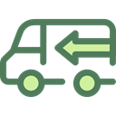 Cargo Truck, Shipping And Delivery, Delivery, transportation, truck, transport, vehicle, Automobile, Delivery Truck DimGray icon