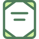 Book, Business And Finance DimGray icon