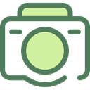 photo camera, photography, technology, electronics, photograph, Camera, photo DimGray icon