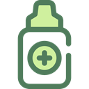 Droplet, drops, Medication, Eye Drops, medical, Eye, drop, medicine, Healthcare And Medical DimGray icon