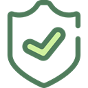 secure, security, Antivirus, shield, defense DimGray icon