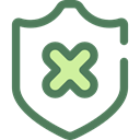 shield, defense, secure, security, Antivirus DimGray icon