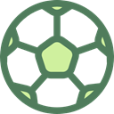 Game, sport, Team Sport, Football, soccer, equipment, sports DimGray icon