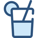 drink, food, sugar, Lemonade, beverage, Summertime, Refreshment, Food And Restaurant DarkSlateBlue icon