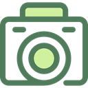 picture, interface, digital, technology, electronics, photograph, photo camera DimGray icon
