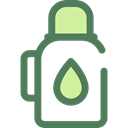 drink, Hydratation, Food And Restaurant, food, water, Bottle, Healthy Food Black icon