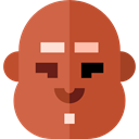 Social, Man, user, profile, Avatar Sienna icon