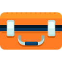 portable, Drone Case, transport, electronics DarkOrange icon