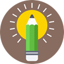 Edit, pencil, Draw, writing, Tools And Utensils, Edit Tools DimGray icon