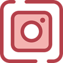 Logo, social media, social network, logotype, Brand, Instagram, Brands And Logotypes Sienna icon