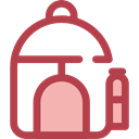 travel, Backpack, luggage, baggage, Bags Sienna icon