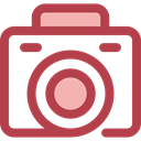 picture, photograph, photo camera, interface, digital, technology, electronics Sienna icon