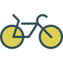 sport, transportation, transport, vehicle, sports, Bike, Bicycle, cycling, exercise, Sports And Competition Black icon