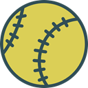 sport, tennis, sports, tennis ball, Sports Ball, Sports And Competition DarkKhaki icon