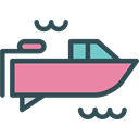 transportation, Boat, transport, ship, Cruise, Yacht, Ships Icon