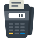 Business, commerce, pay, Credit card, Debit card, payment method, Point Of Service, Business And Finance DarkSlateGray icon