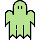 scary, fear, Ghost, halloween, horror, Terror, spooky Icon