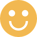 happy, Airport, Plane, transport, Backpack, flight, Aeroplane, airplane, photo camera, Smileys SandyBrown icon