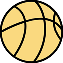Sport Team, Sports And Competition, Basketball, team, equipment, sports Khaki icon