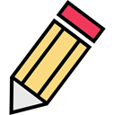 Edit, pencil, Draw, writing, Tools And Utensils, Edit Tools Black icon