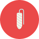 period, hygiene, Menstruation, Healthcare And Medical, Tampon Tomato icon