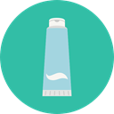 Dentist, toothpaste, Health Care, Hygienic, Healthcare And Medical LightSeaGreen icon